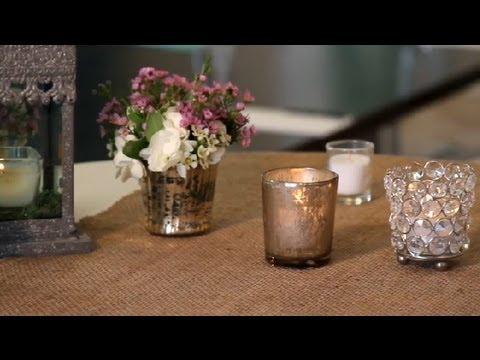 Votive Candle Wedding Decorations : Wedding Planning