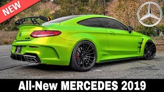 9 New Mercedes Cars that Demonstrate the Excellence of German Automaking in 2019