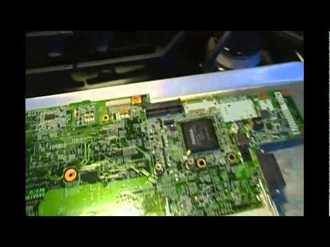 HP Motherboard Oven Bake Fix