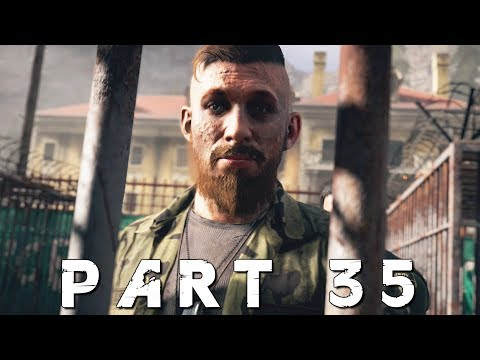 FAR CRY 5 Walkthrough Gameplay Part 35 - JACOB'S PRISON (PS4 Pro)