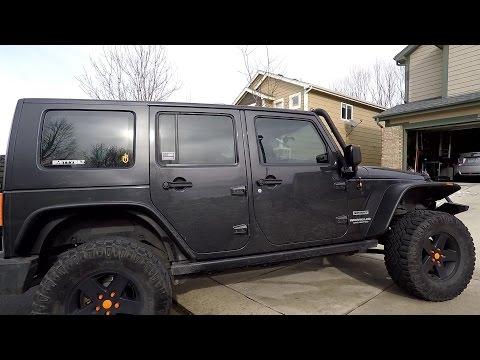 2010 Jeep Wrangler JK Coolant Super Flush - Radiator, Engine & Heater Core