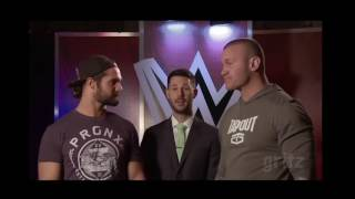 Seth Rollins and Randy Orton surprise me - WWE Swerved