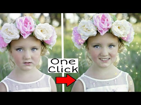 How to add smile on any face in just 1 click | Faceapp on Android ✓