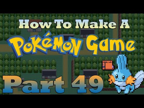 How To Make a Pokemon Game in RPG Maker - Part 49: Pokedex Regions