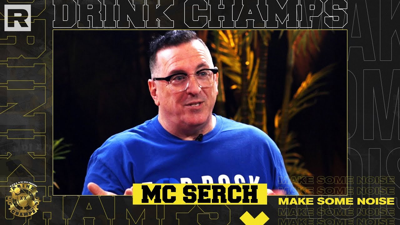MC Serch talks JAY-Z, Nas, His Beef with MC Hammer, New Rappers, Weed & More | Drink Champs