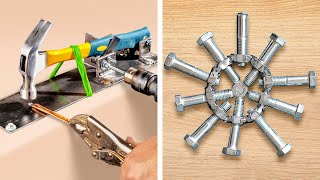 DIY TOOLS TO KEEP YOUR HOME IN ORDER    Repair inventions