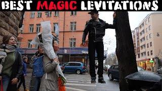 Top 20 Best Magic Levitations - Julien Magic