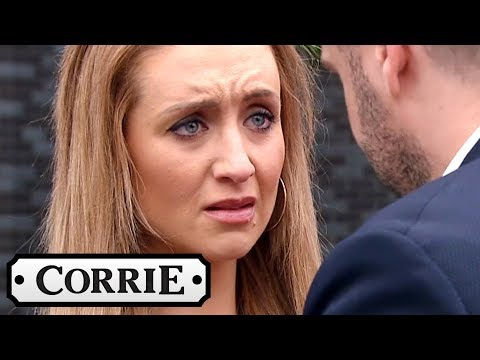Coronation Street - Is Eva Having Second Thoughts About Getting Revenge on Aidan?