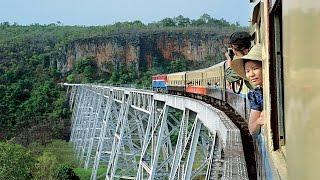 Myanmar - Time Travel by Rail