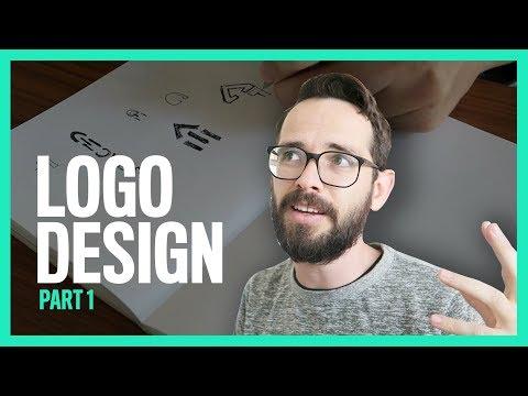 Logo Design Process p.1 #SPACEDchallenge