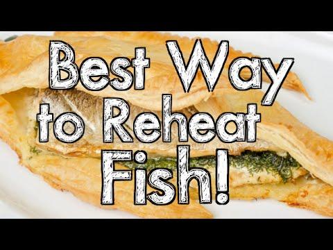 Best Way to Reheat Fish