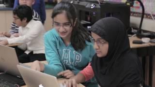 Tomken Road Middle's Sci Tech Program