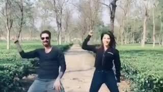 Sunny Leone Dancing On AANKH MAREY SONG || SIMBAA ||