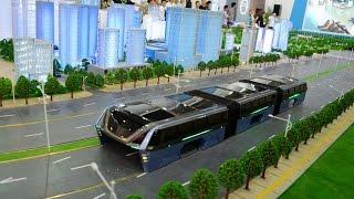 Awesome! China's futuristic