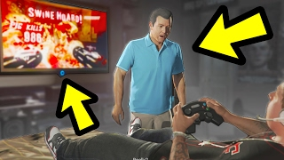 CAN YOU SAVE JIMMYS TV IN GTA 5? (you wont believe this)