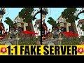 BESSER als der ORIGINAL SERVER! Minecraft Fake Server Vorstellung