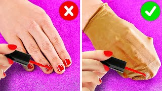 32 HACKS ALL GIRLS SHOULD KNOW