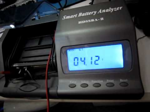 How to test iPhone 4 battery by Using Smart Battery Analyzer from Chinagadgeland
