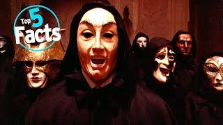 Top 5 Creepy Facts about Cults