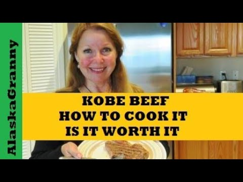 Kobe Beef How to Cook It Is It Worth It