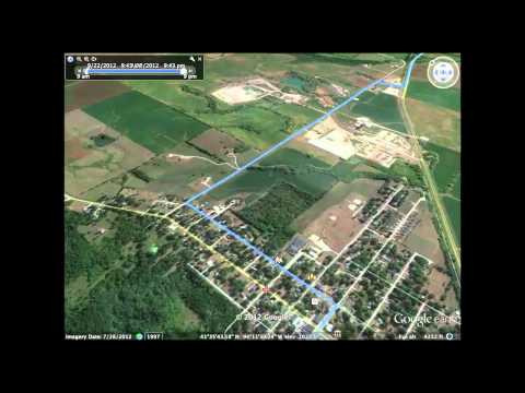 Midcoast Google Earth Flyover