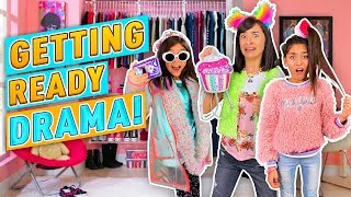 Why Girls Take So Long To Get Ready - Funny Skits // GEM Sisters