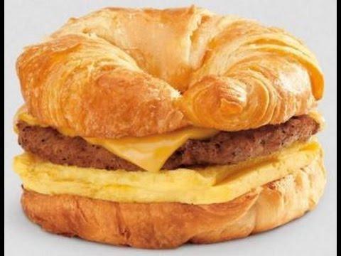 Burger King Croissant Review