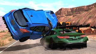 Download Crash Testing Real Car Mods #2 - Beamng Drive Car Crashes Compilation Video