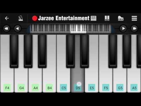 Piano piano chords instrumental : Free Download Enna Sona OK Jaanu A R Rahman Song Piano Chords ...