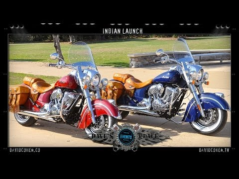 Indian Motorcycles Aus & NZ Launch