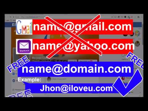 HOW TO CREATE BUSINESS  EMAIL for FREE