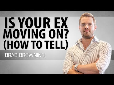 Is Your Ex Moving On? (How To Tell)