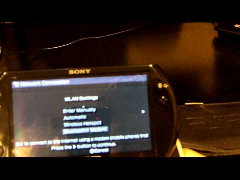 PSP Go Free Internet without wifi, using Bluetooth Modem/cell phone *(UPDATED)*
