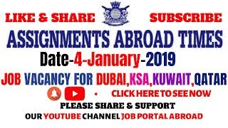 assignment abroad times mumbai
