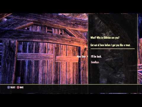 The Elder Scrolls Online console beta Hozzin's Folly