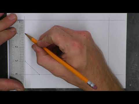 Horizontal Spacer Drawing Layout