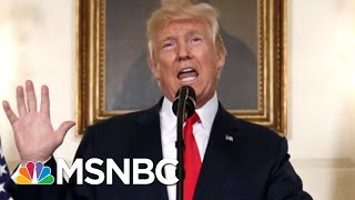 President Trump Mocks Sen. Warren & #MeToo Movement At Off-The-Rails Rally | The 11th Hour | MSNBC