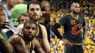 LeBron Says Its Just a Game! Kyrie Knee Injury? Barkley NHL Finals Better!