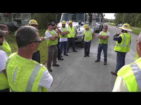 Emera affiliates assist Tampa Electric