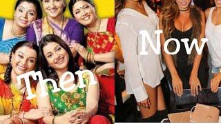 Baa bahoo aur baby actors then and now ..
