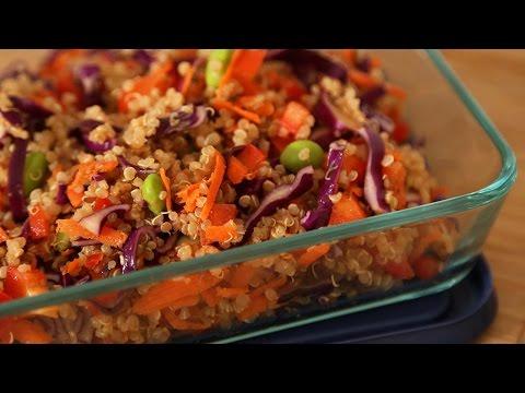 3 Delicious Quinoa Recipes