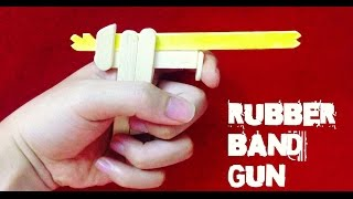 4 Creative Ways to make a SUPER GUN for Kids
