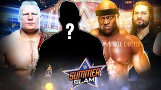 Huge Twist Summerslam 2018 Main Event Universal Title ? WWE Summerslam 2018 !