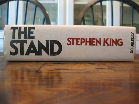 The Stand by Stephen King: First Edition, First Printing Identification