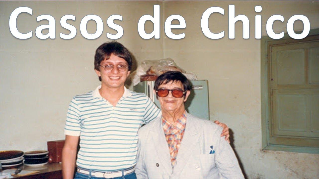 Geraldinho Lemos - Casos de Chico Xavier