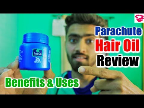 Parachute hair oil review | Benefits of using coconut oil on your hair | Hair Product