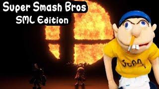 Super Smash Bros Reveal Trailer: SML Edition