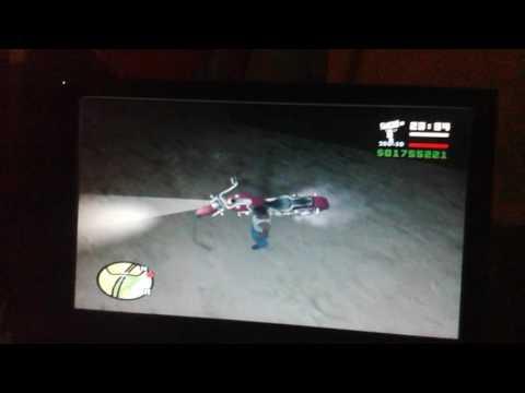 Como virar o motoqueiro fantasma sem mod