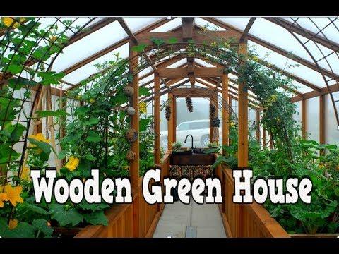 Wooden Green House, Cedar Greenhouse, Wall Greenhouse, Shade Cloth For Greenhouse, Timber Greenhouse