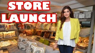 Twinkle Khanna celebrates her store launch and Diwali with zoOm! - Exclusive